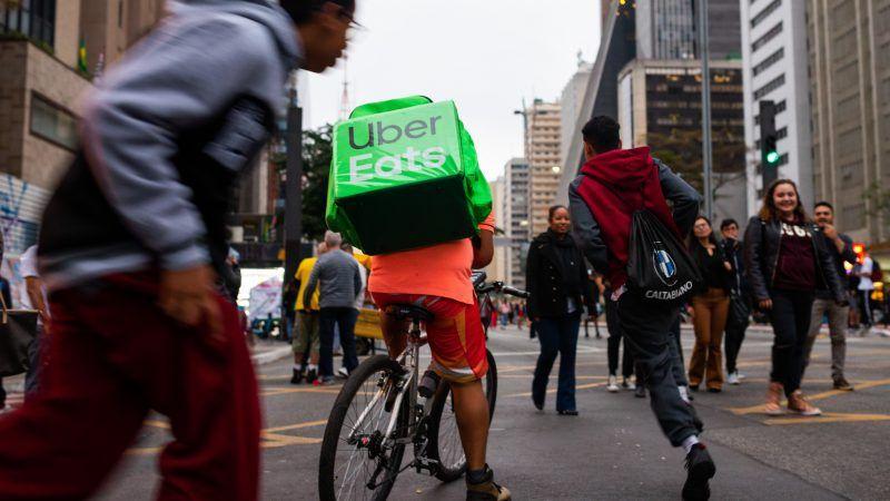New York's Liquor Authority Wants Uber Eats to Get a Liquor