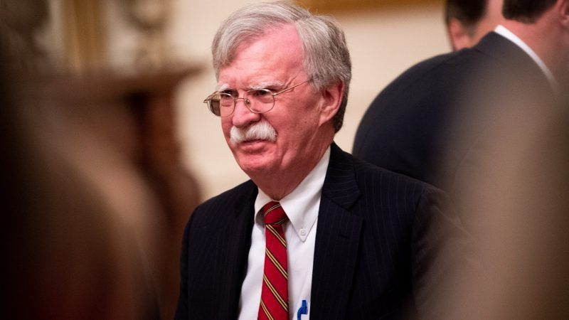 Robert O'Brien replaces John Bolton as Trump's national security adviser