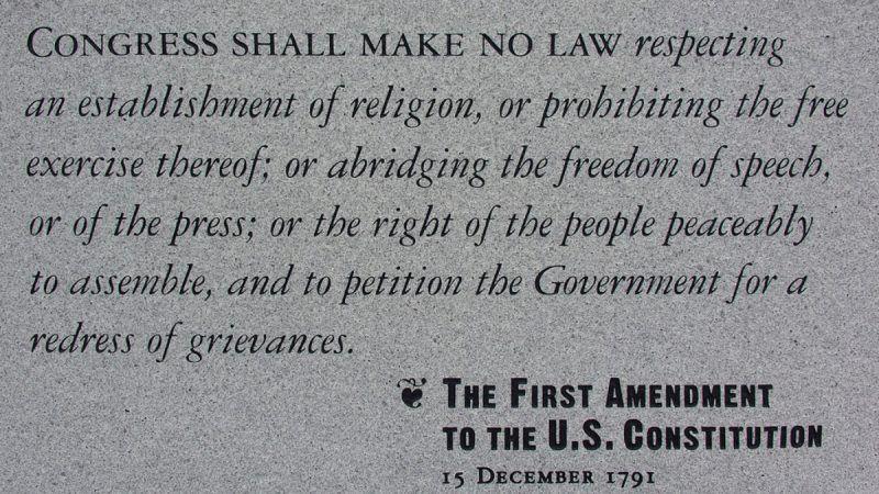 First-Amendment-plaque-flickr