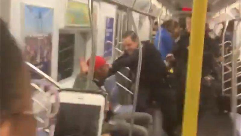 NYPS Subway