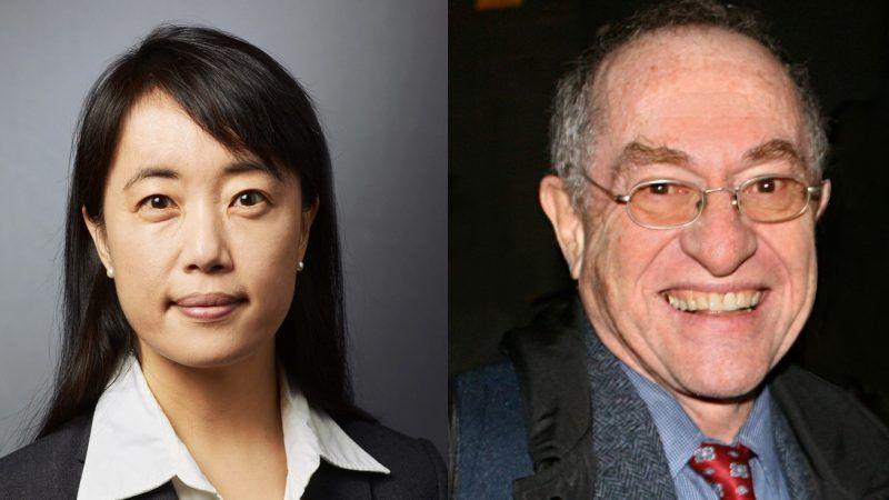 Bandy-Lee-and-Alan-Dershowitz