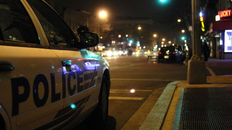 Metro DC Police