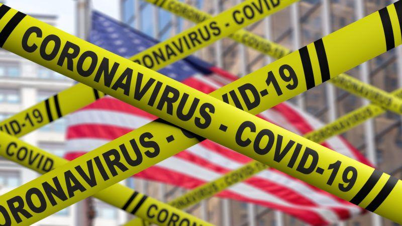 CoronavirusYellowTapeDreamstime