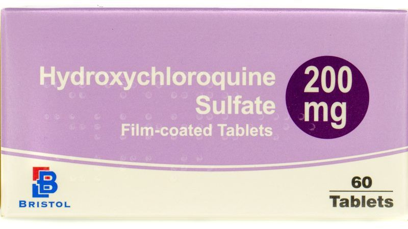 HydroxychloroquineBoxDreamstime