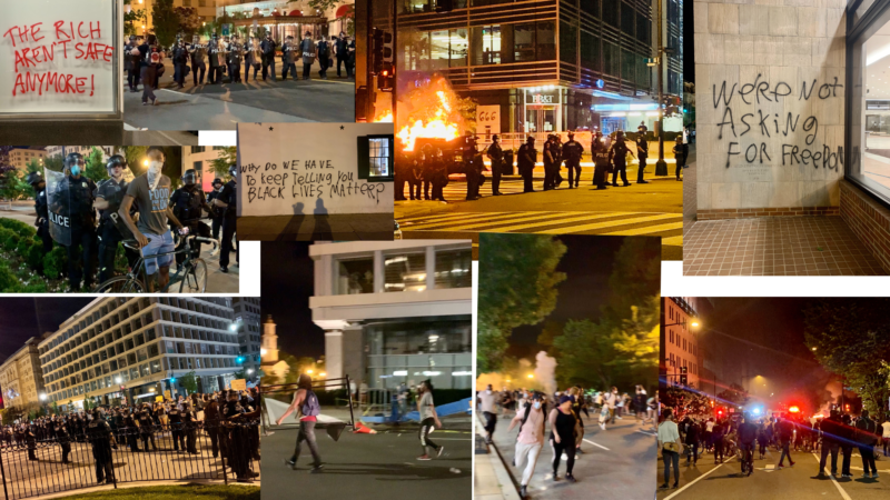 DC-Protests