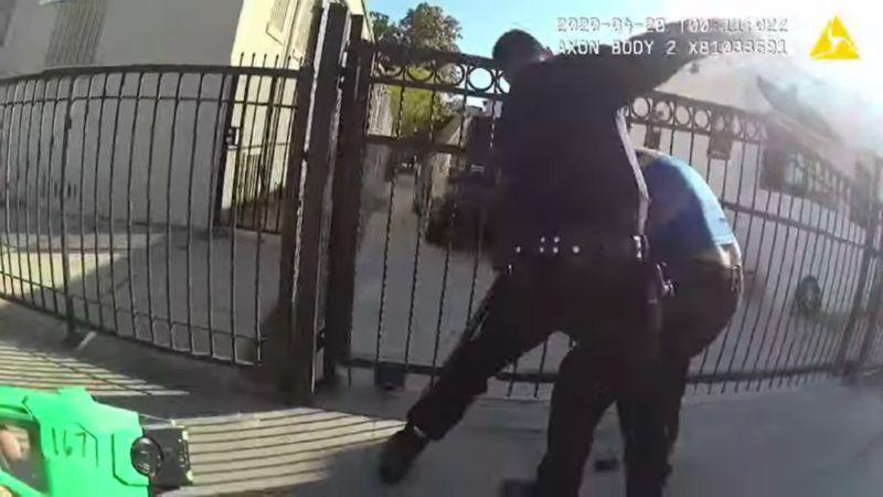 Hernandez LAPD Body Camera