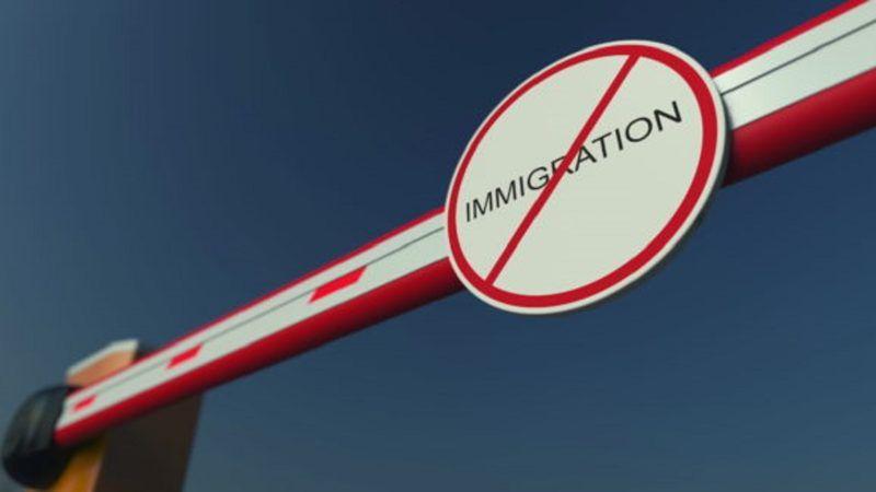 Immigration Closed