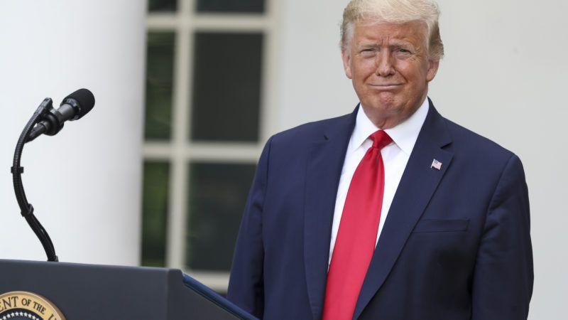 Twitter Fact Checks Trump Trump Threatens To Shut Down Twitter Reason Com
