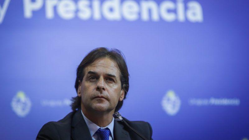 President Luis Lacalle Pou