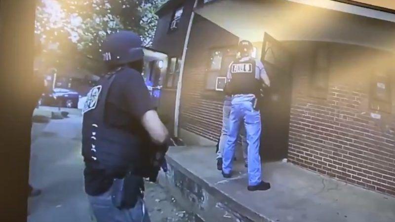Wrong raid Nashville