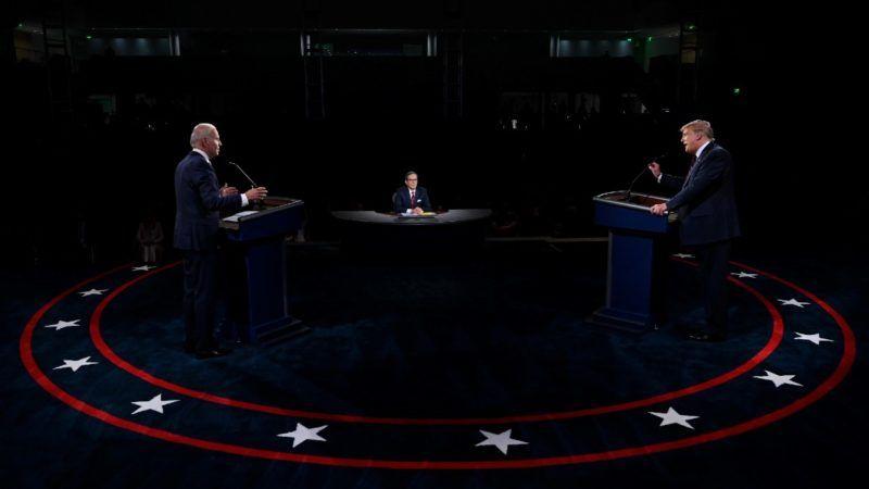Joe Biden Donald Trump Debate