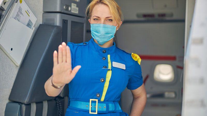 reason-flight attendant