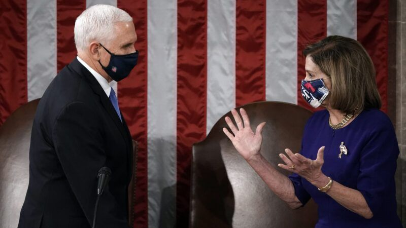 Pelosi Says Congress Is 'Prepared' To Impeach Trump Again ...