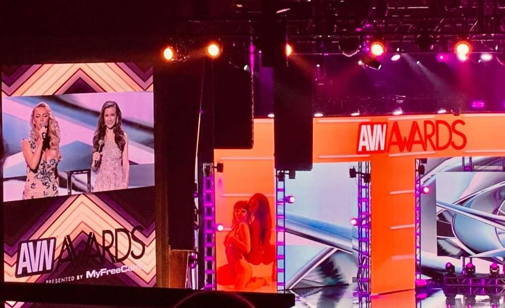 AVN Awards Show