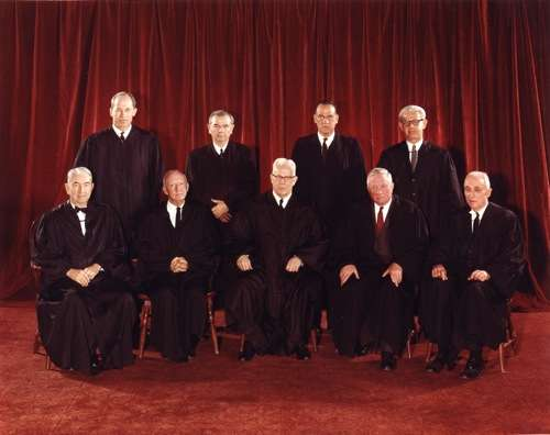 The Warren Court (1962-1965)
