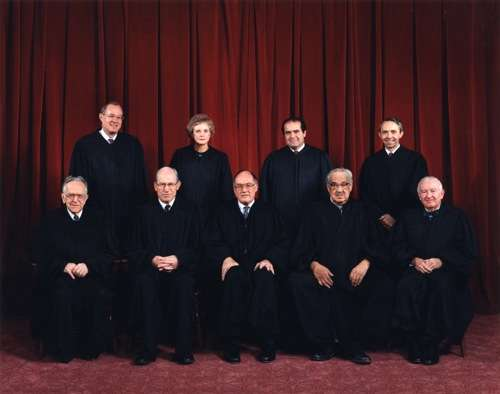 Today in Supreme Court History: May 23, 1991