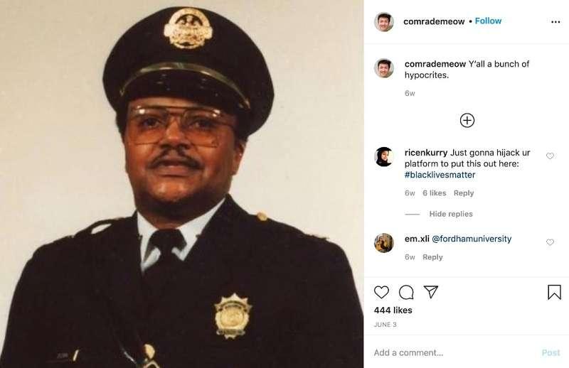 Fordham University Disciplines Student Austin Tong For Political Instagram Posts Reason Com