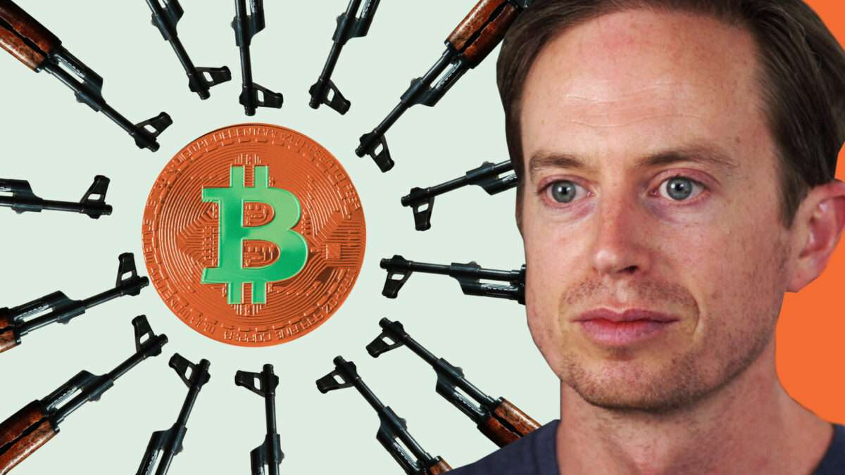 Erik Voorhees: Governments Can't Stop Bitcoin 'Despite All Their Guns and Weapons'