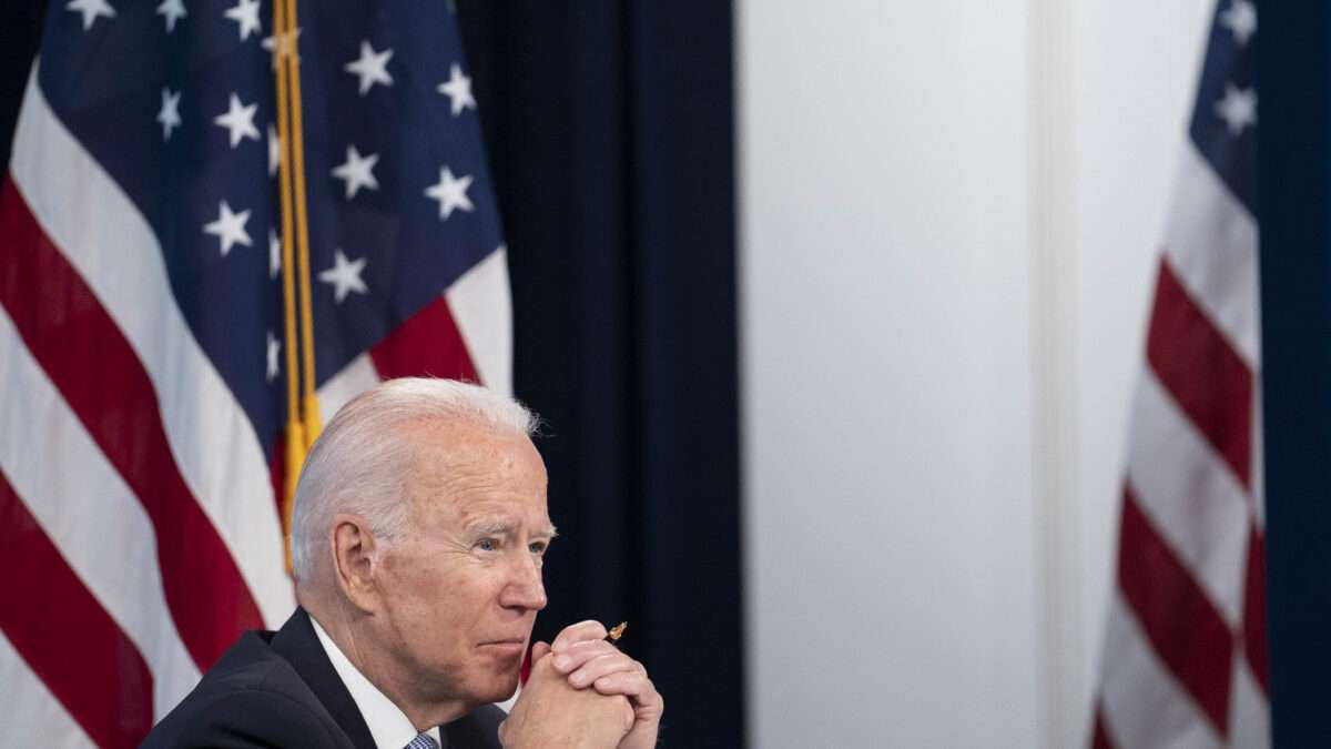 The Stealthy Economic Radicalism of Biden's Boring Presidency