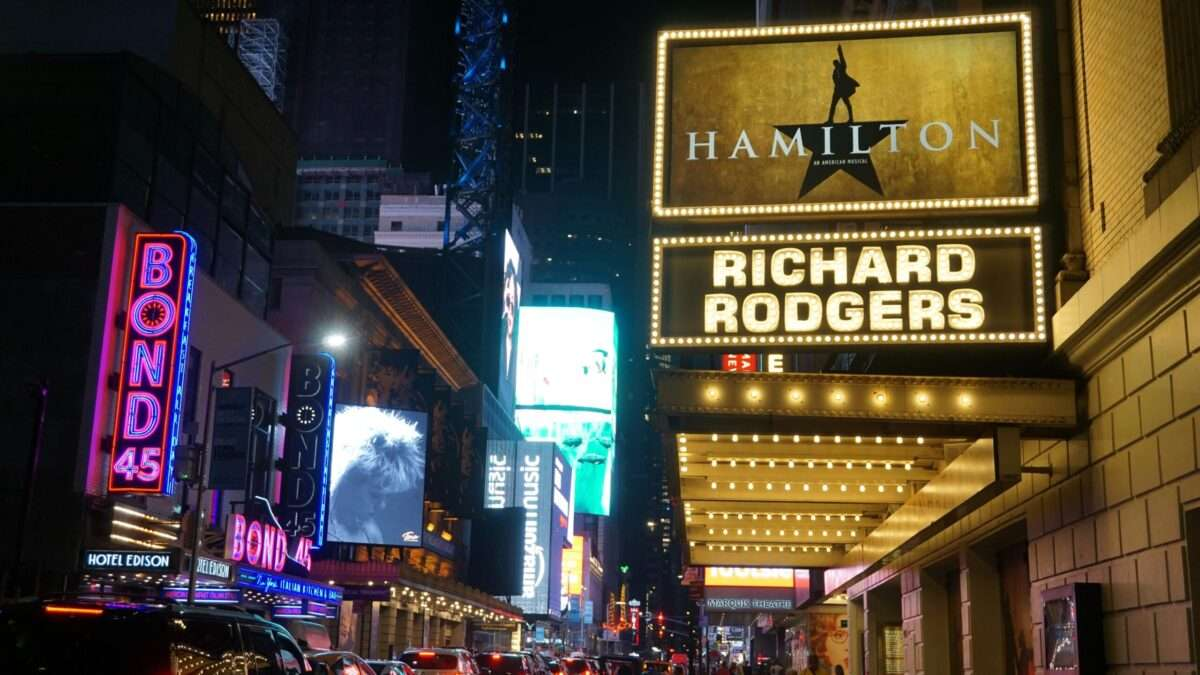 Broadway Hit Hamilton Could Get Up to $50 Million Federal Bailout