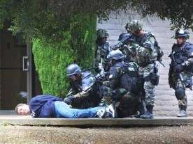 SWAT on one