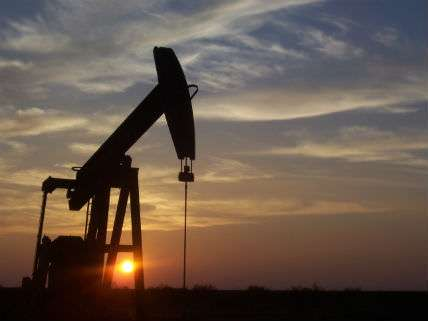 OilPumpSunset