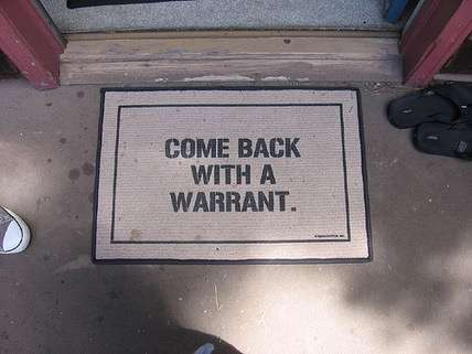 Come Back Warrant