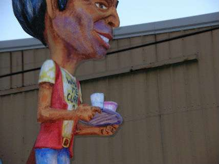 Bobby Jindal: What Me Curry?