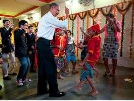 Obama.Bharat.Natyam