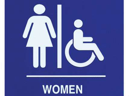 Womens Sign
