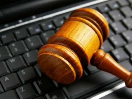 Gavel and Keyboard