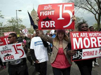 Minimum Wage 15