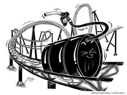 Oil Roller Coaster