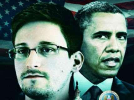 Snowden Obama