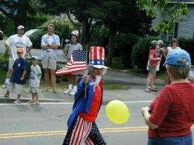 Uncle Sam Parade
