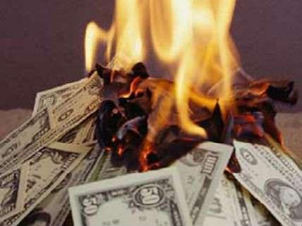 Cashburning