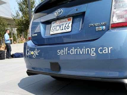 DriverlessGoogle