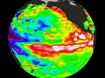El Nino Satellite