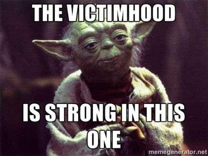 Victimhood