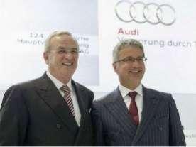 VW CEO Winterkorn