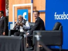 Modi Zuckerberg