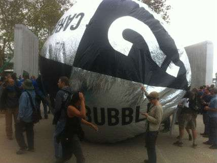 CarbonBubble