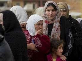 Syrian Refugee Women