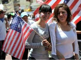 Hispanics Love America