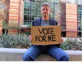 Gary Johnson Vote For Me