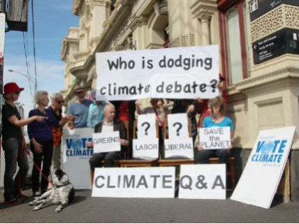 Climate Dissent