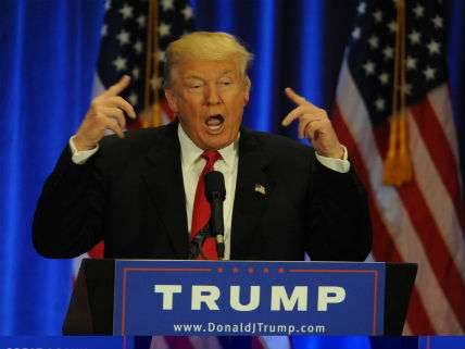 TrumpCrazyJohnRocaPacificCoastNews/Newscom