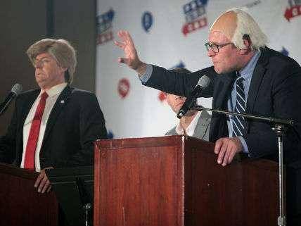 Bernie and Sanders