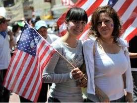 Hispanics Love America