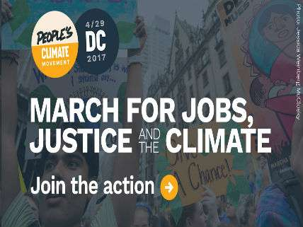 Peoples Climate Movement March for Jobs, Justice and the Climate